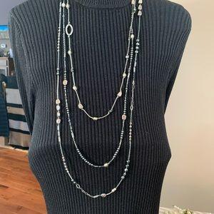 N2097 Silpada Dewdrops necklace